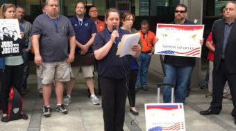Retaliation at Illinois factory ignites labor alliance