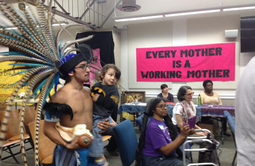 Caregiving matters: International Women's Day in Los Angeles