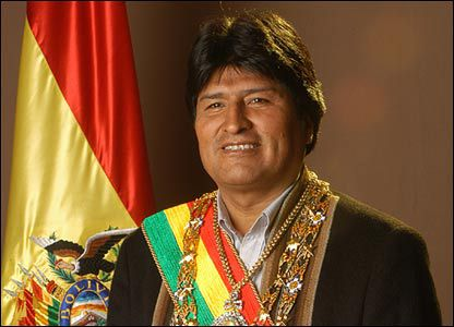 Evo Morales remains popular despite corruption charges