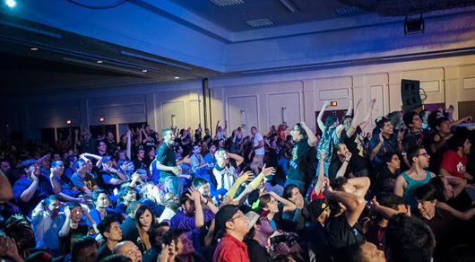 Why we fight, or Evo 2016