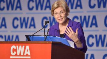Elizabeth Warren: Some on Wall Street should be in handcuffs