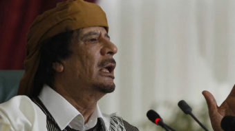 Libya: NATO sets dangerous precedent