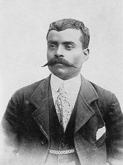 Today in labor history: Mexican leader Emilano Zapata born