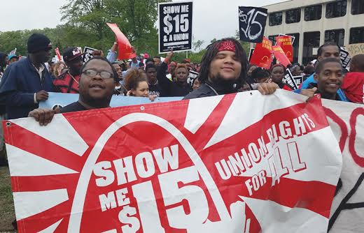 "AFL-CIO report on ""Raise The Wage"" campaign lauds grassroots success"