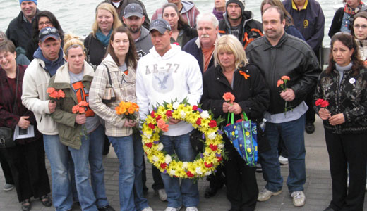 Worker's Memorial Day: regulations save lives