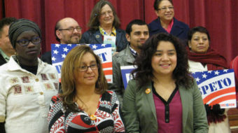 Michigan residents fast for immigration reform