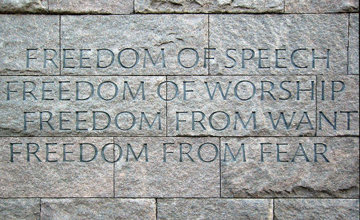 This week in history: FDR calls for Four Freedoms