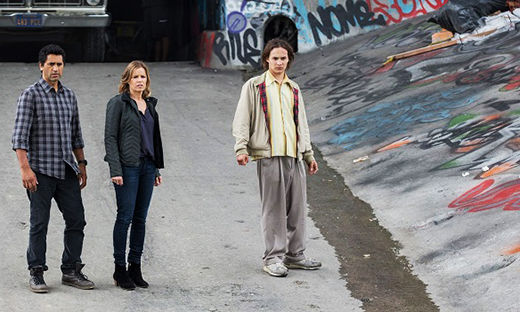 """Fear the Walking Dead"" brings zombies to the City of Angels"