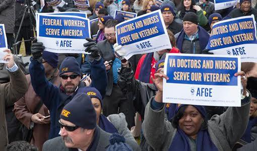 White House threatens to veto GOP anti-VA worker bill