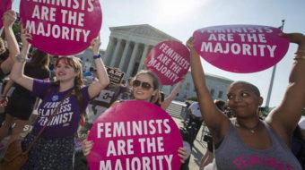 Supreme Court blocks Texas attempt to shut women's health facilities