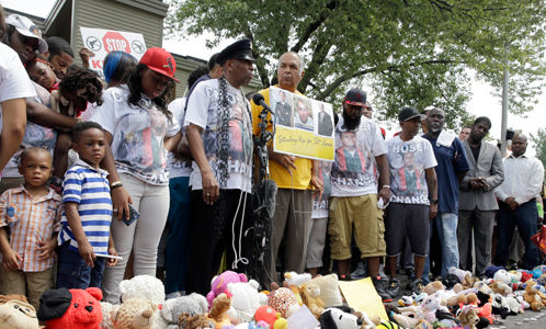 A year later, some change in Ferguson but none whatsoever at Fox News