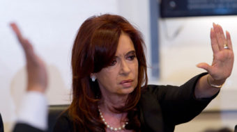 Argentina takes control of oil firm
