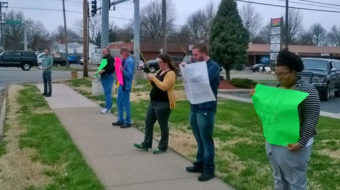 Fight for 15 movement hits Springfield, Missouri