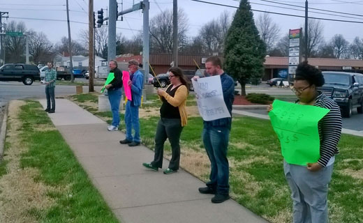 Fight for 15 movement hits Springfield, Missouri