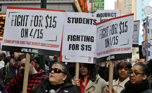 Massive outpouring expected Apr. 15 in the Fight for $15