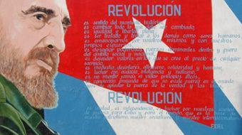 Fidel is back!