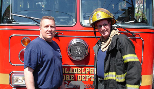 Philadelphia firefighters win contract after 4 years
