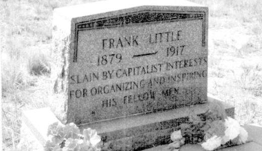 We still remember you, Frank Little