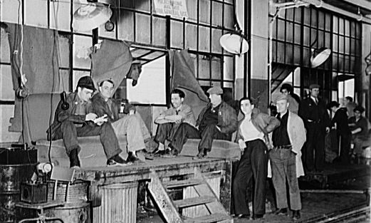 Today in labor history: Atlanta workers engage in sit-down strike