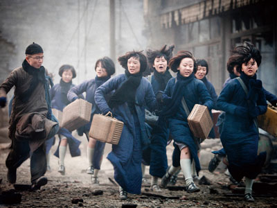 "New film from China on the horrors of the ""Rape of Nanking"""