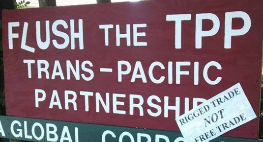 New trade agreements: Potential for great harm or transnational unity