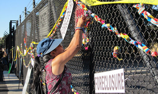 Around the U.S., protesting the appalling legacy of nuclear weapons