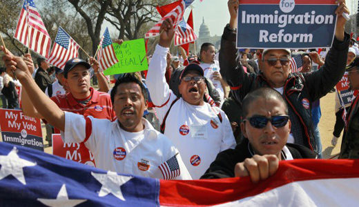 Labor returns to its roots: Bringing immigrants out of the shadows