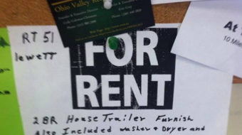 Ohio town grapples with fracking: housing troubles, rent gouging