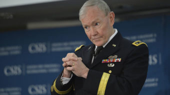Top general: Intervention in Syria would be costly, risky