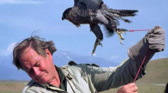 Today in eco-history: Wild Kingdom host Jim Fowler born