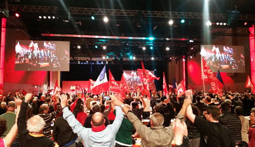 Communist Party of France plans to build broad left coalition