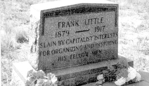 Today in labor history: The murder of Frank Little