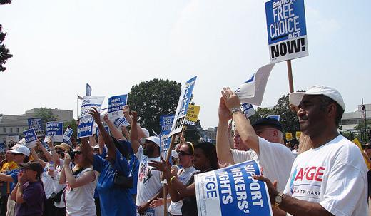 NLRB OKs rules to streamline union election procedures
