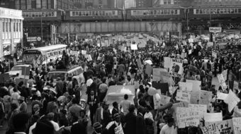 Today in labor history: 200,000 students boycott Chicago public schools