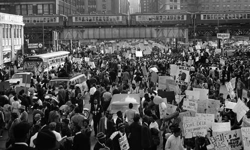 Today in history: 200,000 students boycotted Chicago public schools