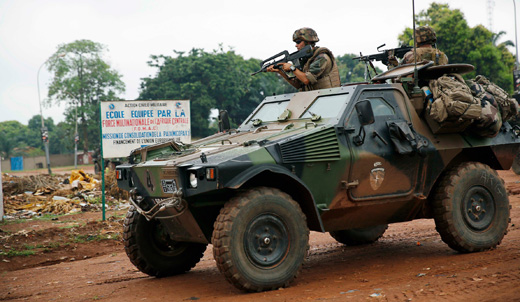 Central African Republic: More bloody fruits of colonialism