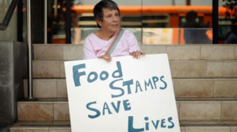 Millions face ruthless food stamps cuts