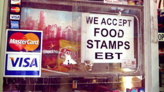 Cutting food assistance increases hunger