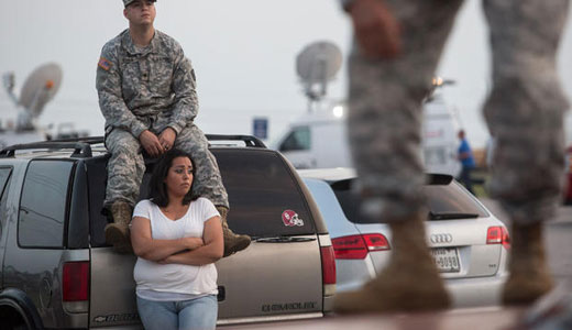 Iraq duty may have affected Fort Hood shooter