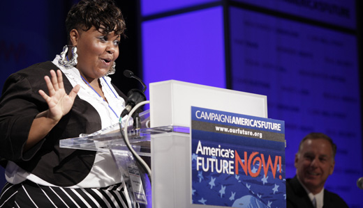 America's Future: Call to reassemble the Obama coalition to fight for jobs