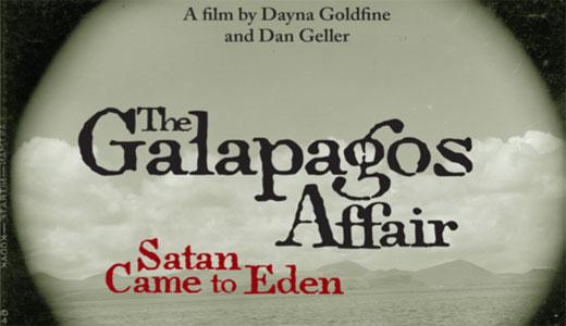 """The Galapagos Affair, Satan Came to Eden"" film review"