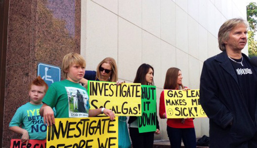 LA gas leak among worst ever – could new regulations help?