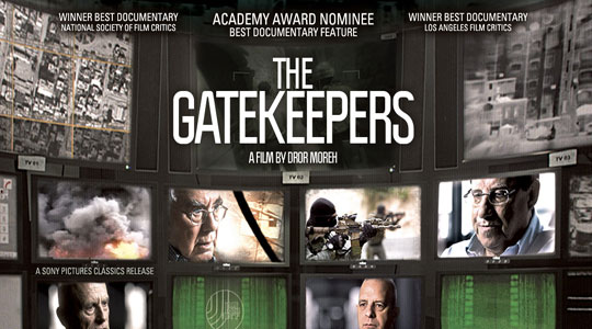 """The Gatekeepers"": brutally frank and powerful"