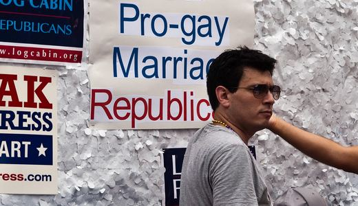 GOP: Gay friendly?