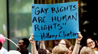Phoenix mayor opposes discrimination against LGBT community