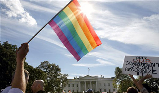 Pentagon leaders say they favor gays serving openly