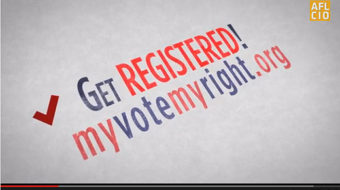 Voter registration, just a click away