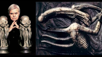 """H.R. Giger, 74: Surrealist artist known for his """"Alien"""""""