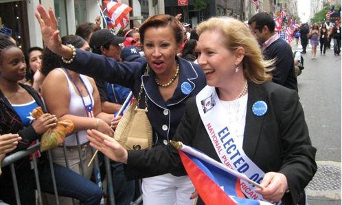 N.Y. progressives begin to line up behind Gillibrand
