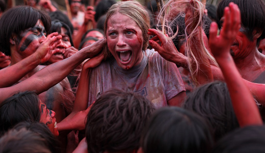 """The Green Inferno"" is new low in racist film making"